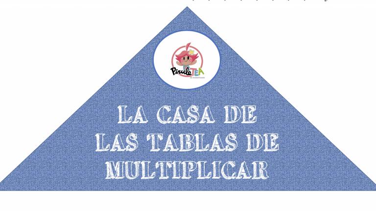 La casa de las tablas de multiplicar