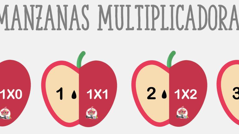Las manzanas multiplicadoras