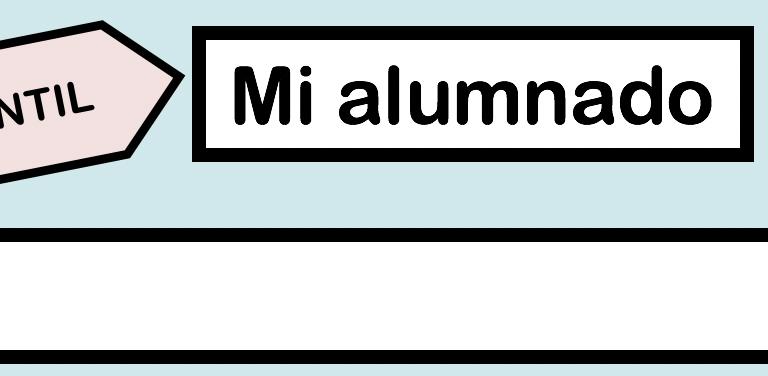Agenda del maestro/a de PT/AL