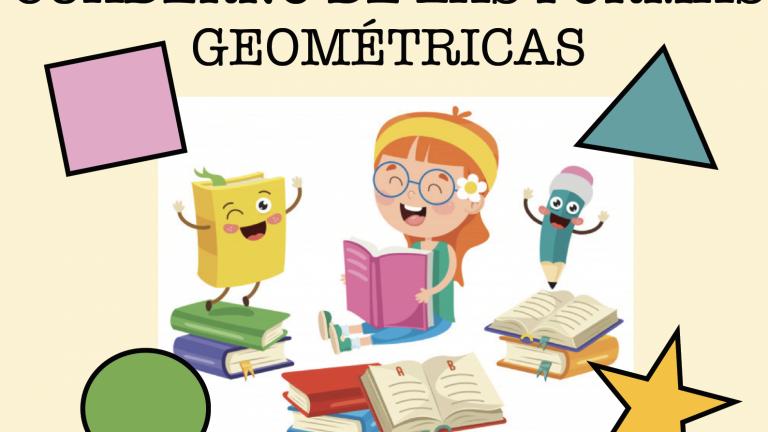 Cuadernillo de formas geométricas
