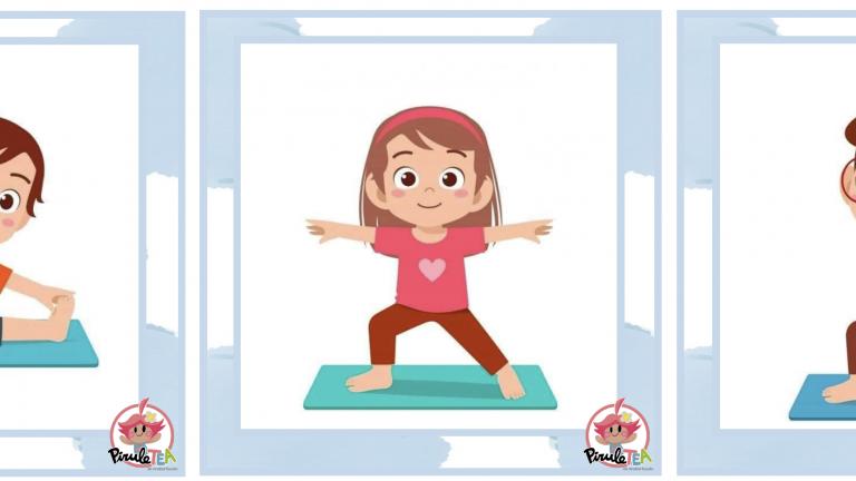 Tarjetas de Yoga